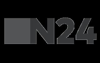Kiuru - Motion Design aus München - N24 Logo